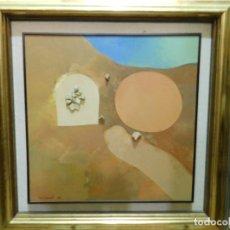 Arte: OPORTUNIDAD OBRA SELECCIONADA OLEO GUINOVART. Lote 178447651