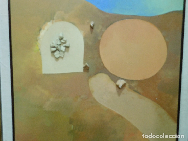 Arte: OPORTUNIDAD OBRA SELECCIONADA OLEO GUINOVART - Foto 3 - 178447651