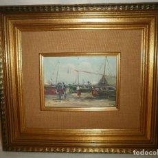 Arte: PINTURA AL OLEO FIRMADA. Lote 178602625