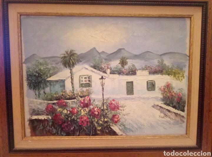 ÓLEO SOBRE TABLA (Arte - Pintura - Pintura al Óleo Moderna sin fecha definida)