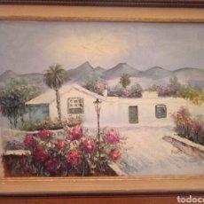 Arte: ÓLEO SOBRE TABLA. Lote 178606772