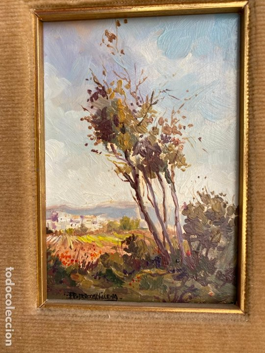 CELIA BERROCAL VILLENA , ÓLEO TABLA , AUTORA DE MÁLAGA (Arte - Pintura - Pintura al Óleo Contemporánea )
