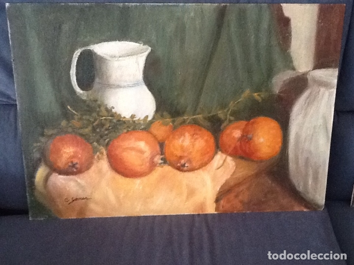 PAREJA DE BODEGONES (Arte - Pintura - Pintura al Óleo Contemporánea )