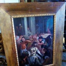 Arte: LIENZO RELIGIOSO. Lote 178774783
