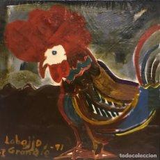Arte: LABAJJO GRANDIO (1939-2019). Lote 178775893