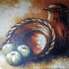 Arte: BODEGON POR J. ALSINA. Lote 178804233