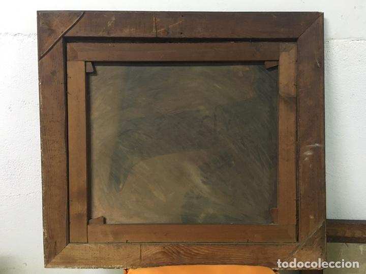 Arte: Pintura al óleo sobre lienzo firmada - Foto 24 - 178805703