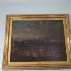 Arte: CUADRO BATALLA S.XIX?. Lote 178842128