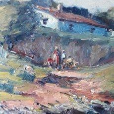 Arte: GUBERN CAMPRECIÓS, ALFONS /// CASTELLAR DEL VALLES - SABADEL (1916-1980) //. Lote 178885101