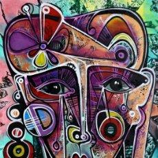 Arte: SIMEON GONZALES.OBRA ORIGINAL. Lote 178885431