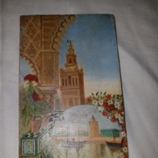 Arte: OLEO SOBRE TABLA. SIGLO XIX . Lote 178889621