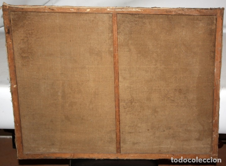Arte: ESCUELA ESPAÑOLA DEL SIGLO XVIII. OLEO SOBRE TELA DE AUTOR ANONIMO. BODEGON - Foto 6 - 178951057