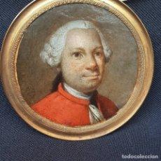 Arte: MINIATURA. SIGLO XVIII. ESCUELA FRANCESA, A ESTUDIAR.. Lote 178975898