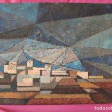 Arte: ÓLEO SOBRE TABLA PAISAJE SIN FIRMA SIGLO XX - 1000-047. Lote 137632386