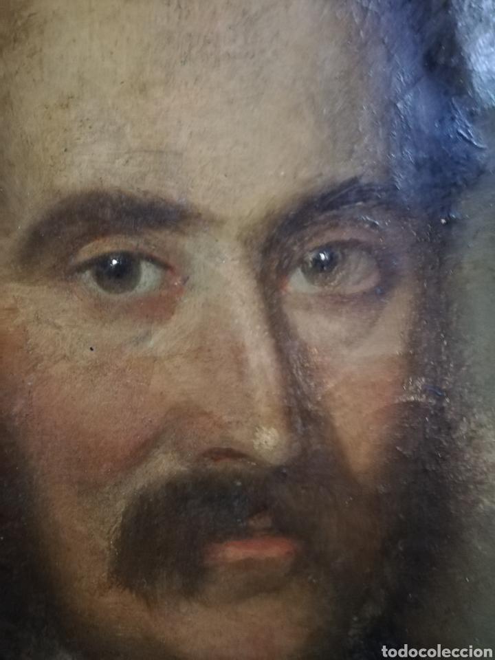 Arte: Retrato Escuela Francesa siglo XIX - Foto 3 - 163871670