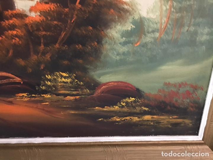 Arte: Cuadro original y firmado de óleo sobre lienzo grande - Foto 6 - 179070951