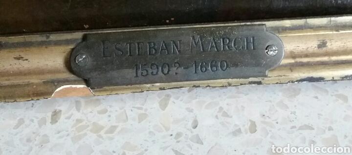Arte: MARCH, MIGUEL ( VALENCIA CA.1610- 1668): SAN JERÓNIMO PENITENTE - Foto 10 - 191860381