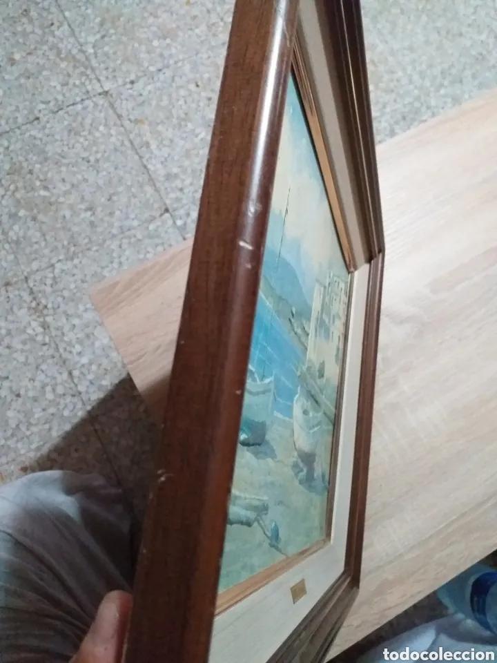 Arte: CUADRO M.PERELLO LA FIRMA NI IDEA, JUNY? - Foto 9 - 179103382