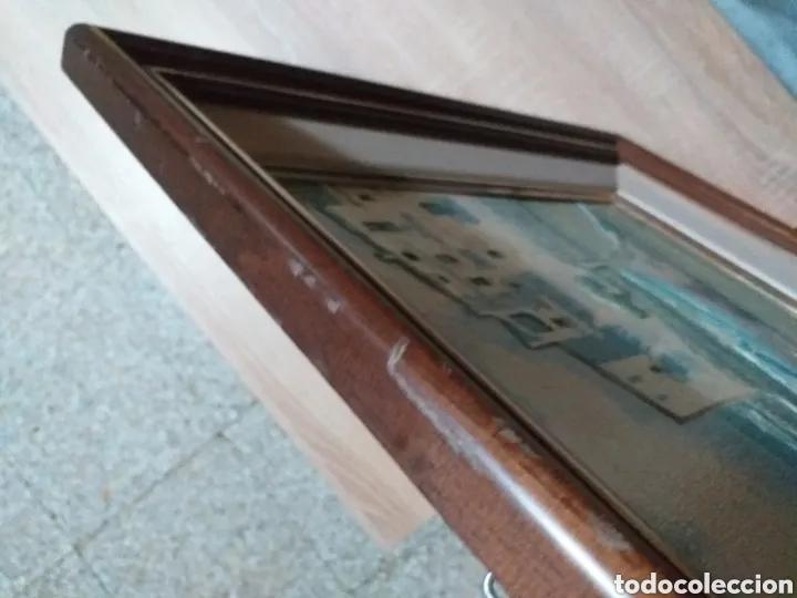 Arte: CUADRO M.PERELLO LA FIRMA NI IDEA, JUNY? - Foto 10 - 179103382