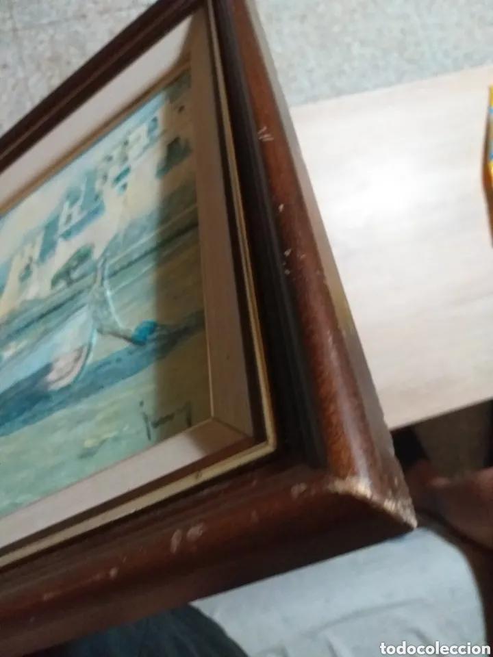 Arte: CUADRO M.PERELLO LA FIRMA NI IDEA, JUNY? - Foto 12 - 179103382