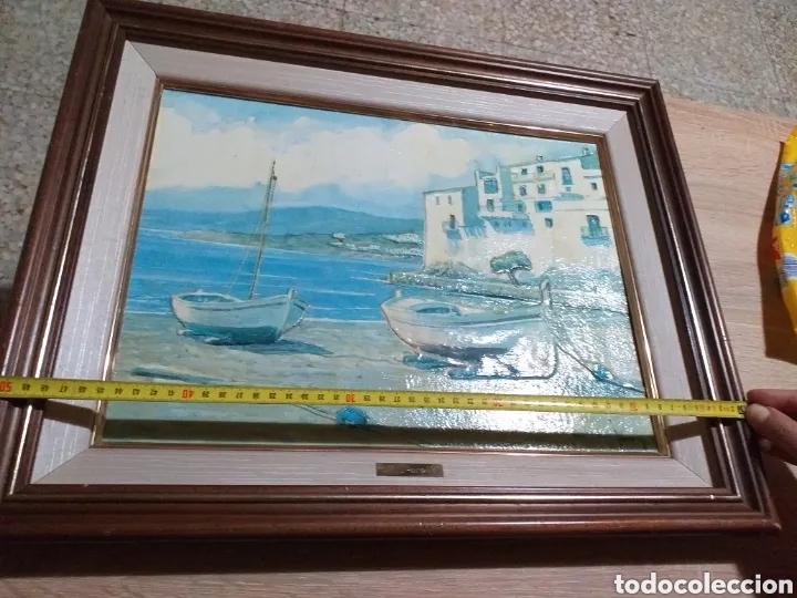 Arte: CUADRO M.PERELLO LA FIRMA NI IDEA, JUNY? - Foto 15 - 179103382