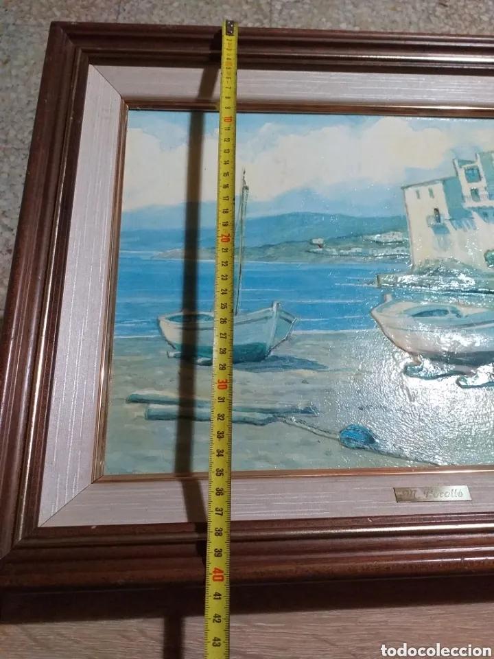 Arte: CUADRO M.PERELLO LA FIRMA NI IDEA, JUNY? - Foto 16 - 179103382