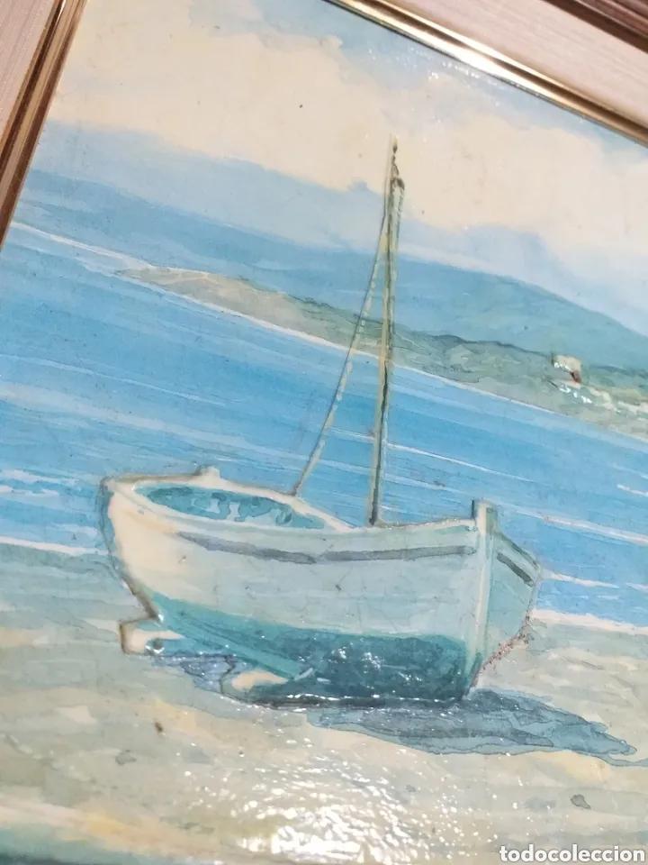 Arte: CUADRO M.PERELLO LA FIRMA NI IDEA, JUNY? - Foto 23 - 179103382