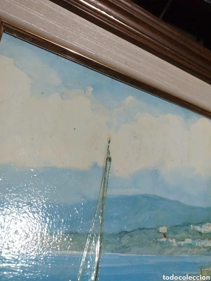 Arte: CUADRO M.PERELLO LA FIRMA NI IDEA, JUNY? - Foto 25 - 179103382
