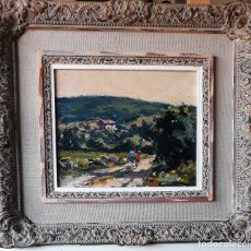 Arte: ALFONS GUBERN// PINTOR DE FIGURATIVISMO Y PAISAJISTA((((( P V P 191 € )))). Lote 179255935