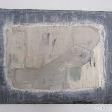 Arte: PINTURA ABSTRACTA - ÓLEO SOBRE TELA. Lote 179381525