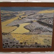 Arte: ISIDRE VICENS CUBARSÍ (1918 - 2016) - PAISAJE - ÓLEO SOBRE TELA. Lote 179395913