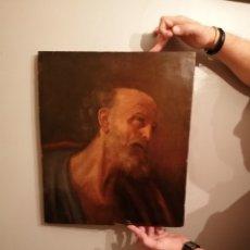 Arte: ÓLEO SOBRE TABLA FINALES DEL SIGLO XVIII P.P DEL XIX. Lote 180024175