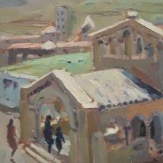 Arte: MARTÍNEZ LOZANO, JOSEP, ( 1923 - 2006 ) PINTOR UN OLEO SOBRE TABLA// PERFECTO //. Lote 180092086