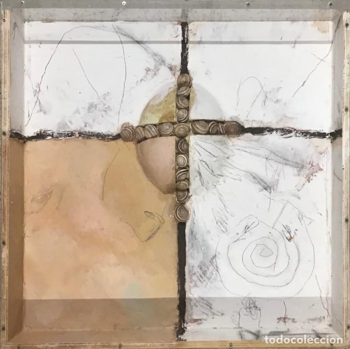 JOSEP GUINOVART (Arte - Pintura - Pintura al Óleo Contemporánea )