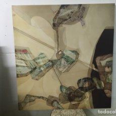 Arte: PINTURA AL ÓLEO/ DIFERENTES TÉCNICAS DE GRANDES DIMENSIONES FIRMADA POR ROBERTO. Lote 180951818