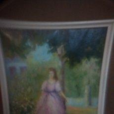 Arte: OBRA FIRMADA MIGUEL BORREL. Lote 180996256