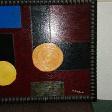 Arte: CUADRO PINTADO AL ÓLEO SOBRE TABLA. Lote 181074321