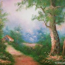 Arte: PAISAJE.. Lote 181091387