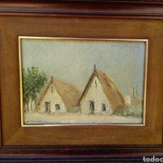 Arte: CHOVA GISBERT - JOSE MARIA - OLEO A ESPATULA. Lote 181140250