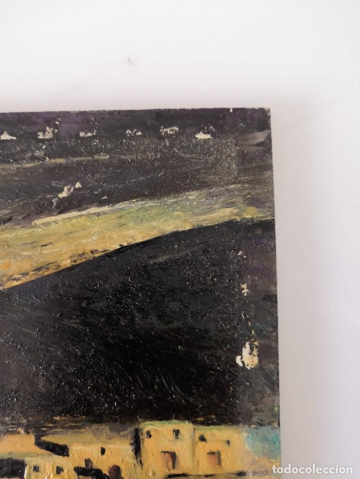 Arte: Oleo sobre tabla, firmado y fechado - Foto 4 - 181336057