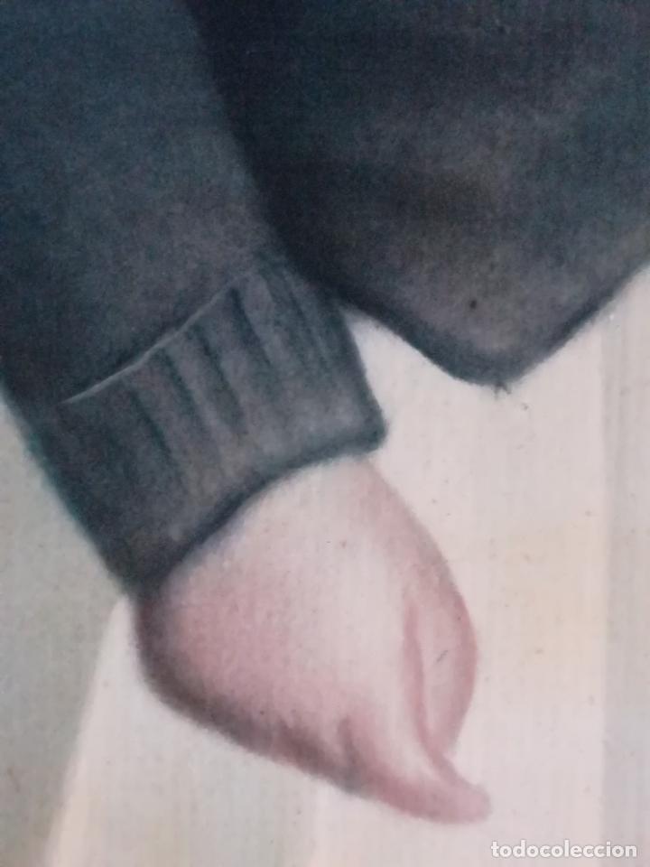 Arte: Retrato de niña al oleo? principio siglo XX - Foto 3 - 181499753