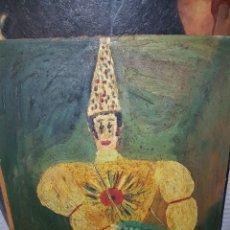 Arte: CUADRO PINTOR DE SANTANDER.. Lote 181556902