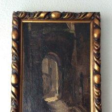 Arte: FRANCISCO GIMENO ARASA ,OBRA ORIGINAL FIRMADA Y CERTIFICADA.COLECCIONISTAS. Lote 181579256