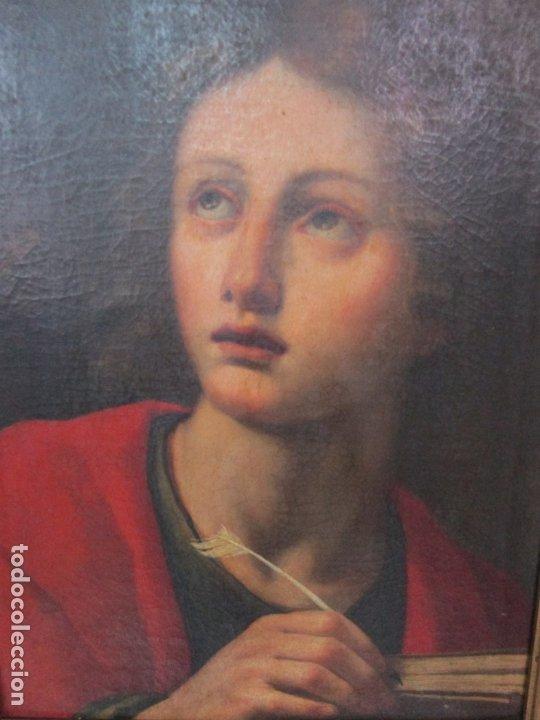Arte: Matteo Rosseli (Florencia, 1578 -1650) - Pintor Italiano - Óleo sobre Tela - Santa Teresa - Foto 2 - 182136966