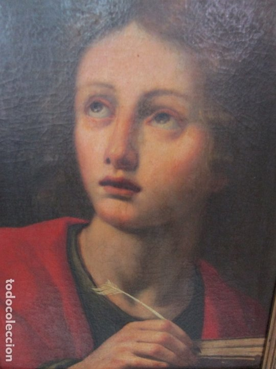 Arte: Matteo Rosseli (Florencia, 1578 -1650) - Pintor Italiano - Óleo sobre Tela - Santa Teresa - Foto 5 - 182136966
