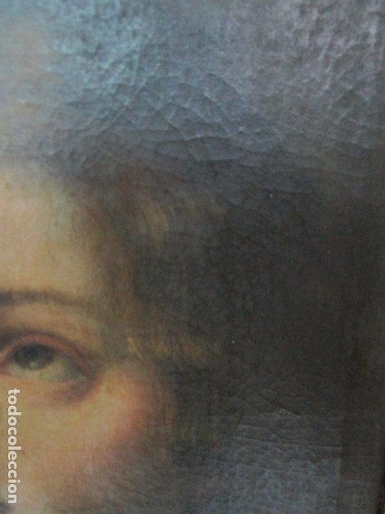 Arte: Matteo Rosseli (Florencia, 1578 -1650) - Pintor Italiano - Óleo sobre Tela - Santa Teresa - Foto 8 - 182136966