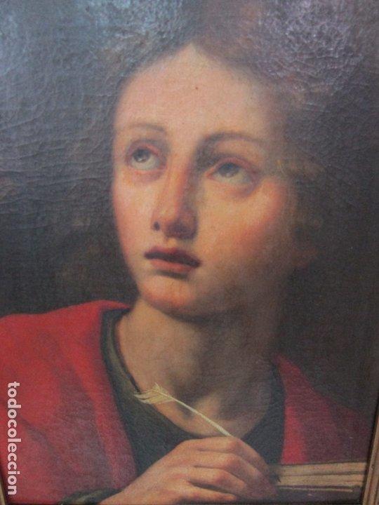 Arte: Matteo Rosseli (Florencia, 1578 -1650) - Pintor Italiano - Óleo sobre Tela - Santa Teresa - Foto 9 - 182136966