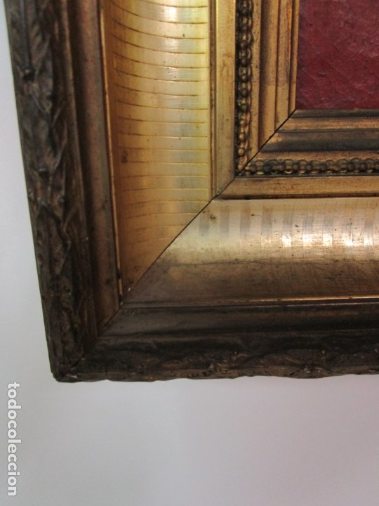 Arte: Matteo Rosseli (Florencia, 1578 -1650) - Pintor Italiano - Óleo sobre Tela - Santa Teresa - Foto 13 - 182136966