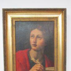 Arte: MATTEO ROSSELI (FLORENCIA, 1578 -1650) - PINTOR ITALIANO - ÓLEO SOBRE TELA - SANTA TERESA. Lote 182136966