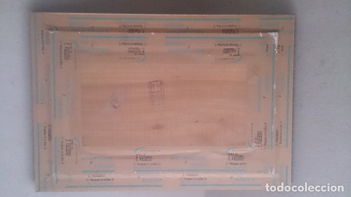 Arte: Segundo MATILLA (óleo sobre tablex)40x15ctms firmado - Foto 4 - 182172502